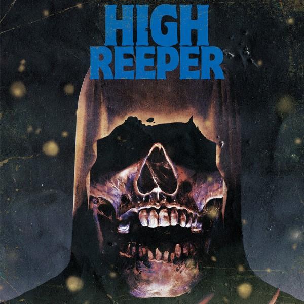 HIGH REEPER ALBUM COVER Custom