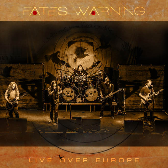 Album review Fates Warning Live Over Europe