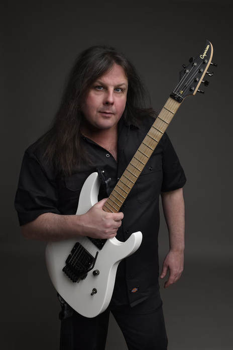 michael romero and guitar