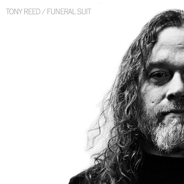tony reed album cover Custom