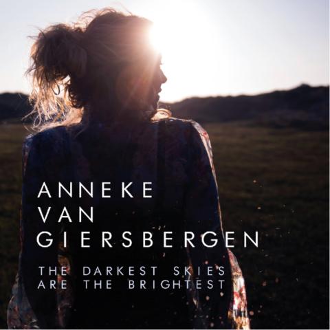 Anneke van Giersbergen 'The Darkest Skies Are The Brightest' album cover