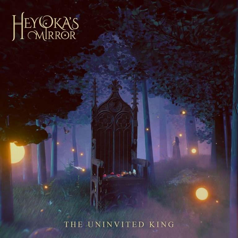 The Uninvited King Cover Medium